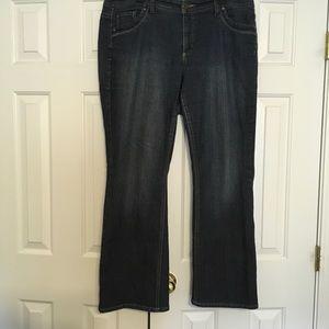 JMS Modern Bootcut Jeans